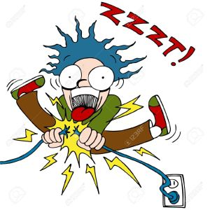 10103319-an-image-of-a-man-trying-to-fix-an-electrical-wire-and-getting-shocked-stock-vector