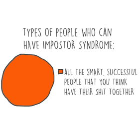 Image result for impostor syndrome